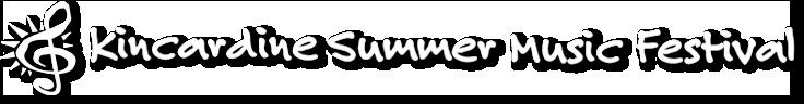 Kincardine Summer Music Festival